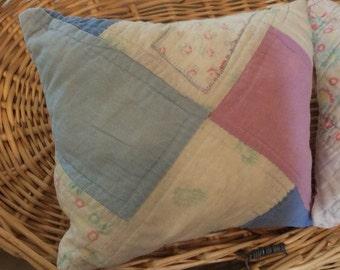 Quilt Pillow 317