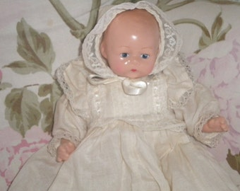 "Vintage 10"" Horsman Baby Doll, Baby Girl, Doll Collector"