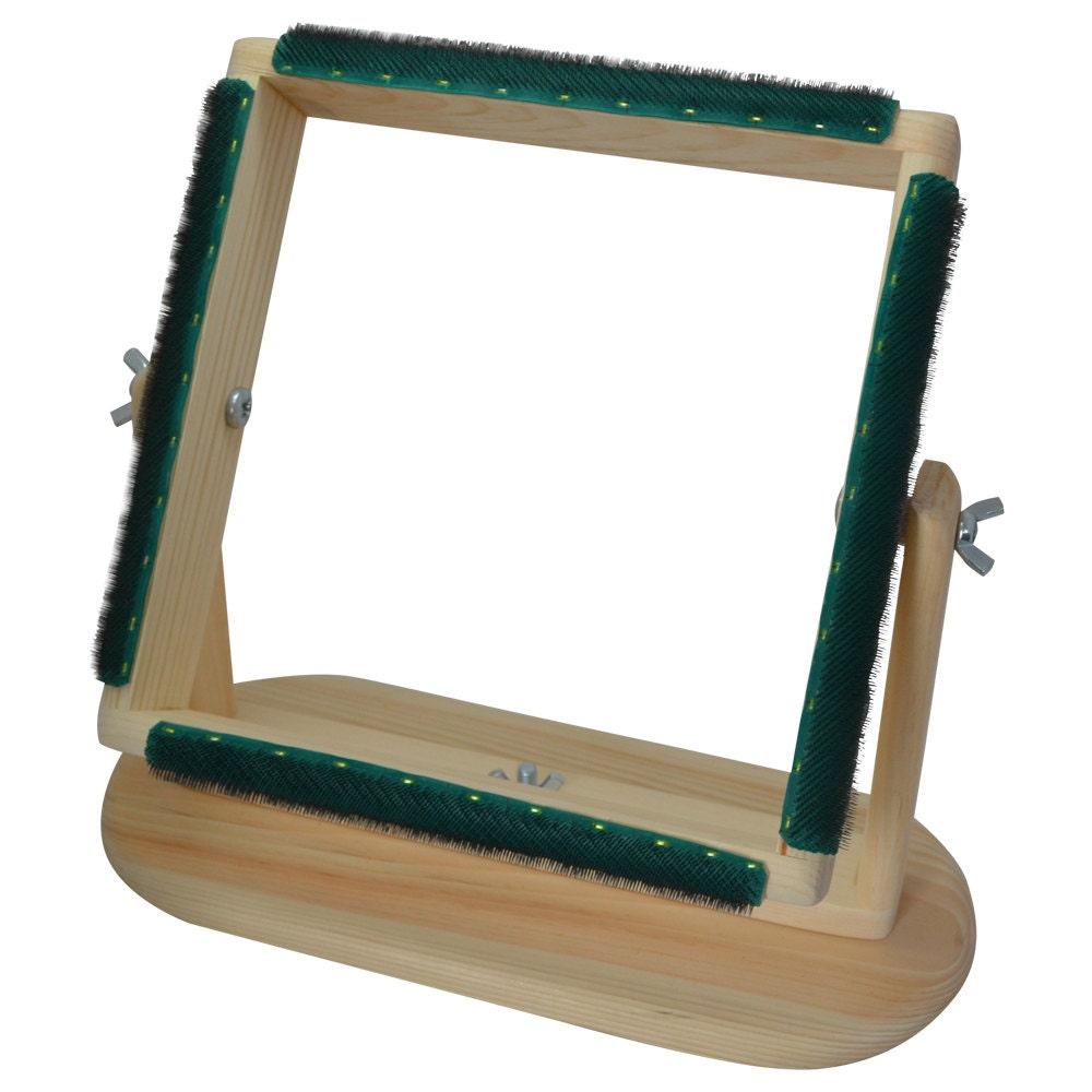 12 X 12 Rug Hooking Lap Frame Portable Folding