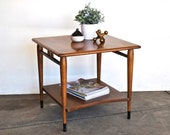 RESERVED Lane Acclaim End Table | Mid Century Side Table | Vintage Side Tables by Lane of Alta Vista