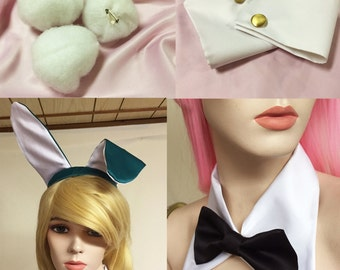 Bunny Costume Cosplay Set
