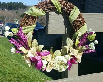 Sweet Romance Wreath