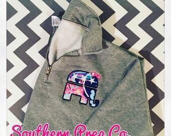DEBATE SPECIAL Republican Quarter Zip Pullover