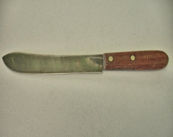 Vintage Cutlery Dexter 1198 Butcher Knife Chef Butcher Knife Kitchen Knives