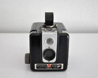 Vintage Camera Kodak Brownie Hawkeye 1950s