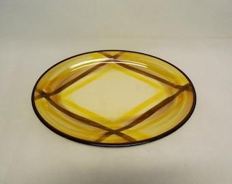 Vernonware Organdie Platter