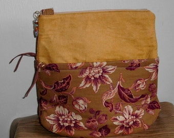 Shoulder Bag, Medium Size, Fall Colors by Florence