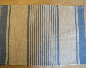 Bathroom rug mat - Bathroom mat - Area Matt  - Pure Linen fabric - Flax linen bathroom accessories