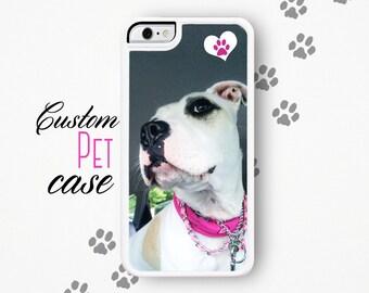 Custom iPhone 6 Case - Custom iPhone 6S Case Pet iPhone 6 Case Rescue iPhone 5 Case Shelter Rescue Dog iPhone 5C Case Cat iPhone 6S 6 Plus