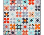 "Emma Jean Jansen's ""King's Cross"" Quilt Pattern"
