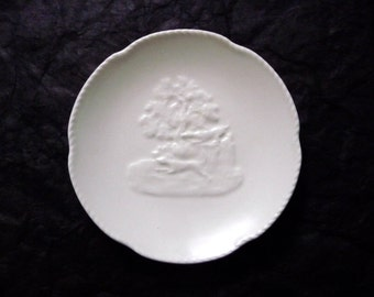 Vintage Spode Velamour England Pin Dish