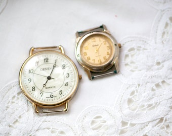 Vintage Watch Faces for Parts or Upcycle