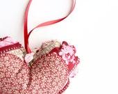 Valentine Gift - Heart Door Hanger - Decorative Heart - Valentine Home Decor - Hanging Heart - Valentine Gift For Her - Valentine's Day