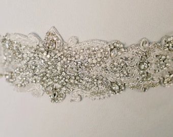 "Jaxie ""Carmen"" Bridal Belt"