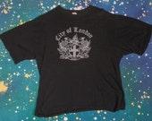 City Of LONDON T-Shirt Size XL
