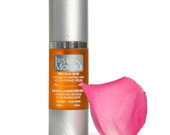 Iris Moreau Beauty Precious Rose Serum