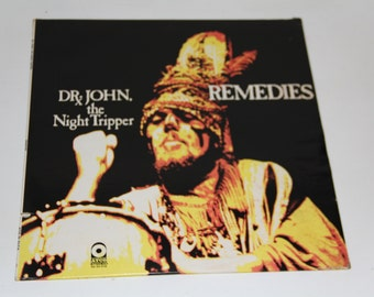 Dr John, the Night Tripper Remedies record Atco SD 33-316