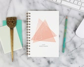 """2016 Weekly Planner """"Scorpio Constellation"""" with monthly spreads, back pocket, stickers, adhesive tabs and more"""