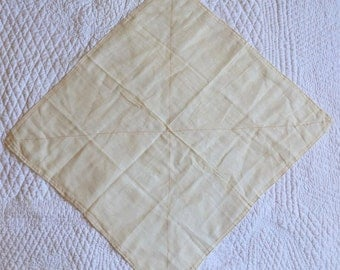 Baby organic napkin