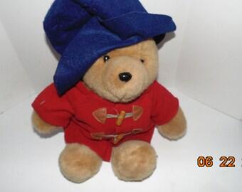 "Vintage 10"" PADDINGTON Bear COLLECTIBLE 30th ANNIVERSARY Eden Gift 1988"