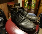 Robert Land Civil War brogans/ Army shoes sz9