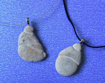 FAIRY STONE Lady Rock Necklaces