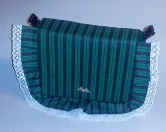 Haunted Mansion Inspired Maid Handbag