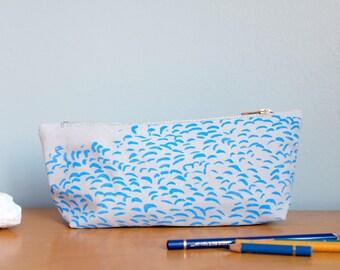 Kit // Silkscreen // Blue pelage
