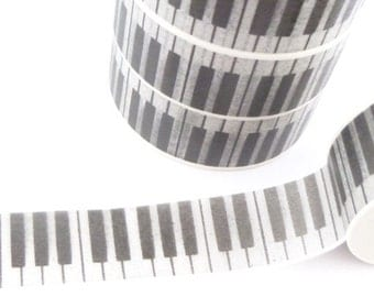 Piano Keys Washi Tape - RR1389