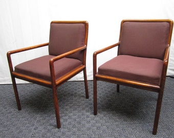 Ward Bennett Chairs