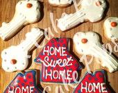 Cookies Housewarming Home Sweet Home