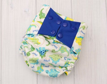 Diaper Covers for Boys - Dinosaurs Diaper - Baby Cloth Diapers - Best Diapers for Babies - Baby Diaper Covers - 1247