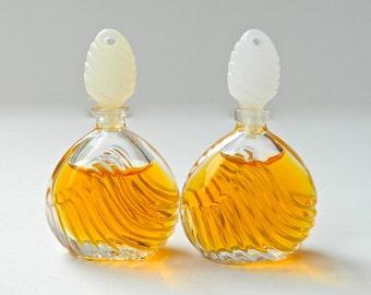 2 CREATION Ted Lapidus Perfume Mini Full Fabulous Perfect