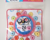 24 PCS Kawaii Japanese Bento/Lunch small products - Pop Flower picks