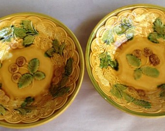 Set of 2 Vintage Russian bowls / plates - early 1990s - Moscow