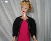 Barbie Genuine Vintage Cashmere Bolero