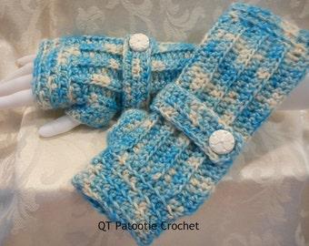 Strappy Fingerless Gloves