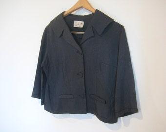 Vintage Ladies Suit / 1940s Suit / Vintage Skirt Suit