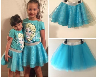Twirly Skirt - PDF Sewing Pattern
