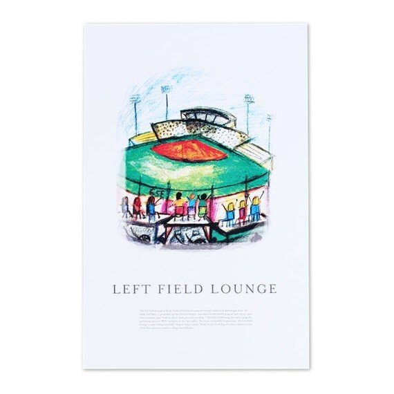 Left Field Lounge at MSU