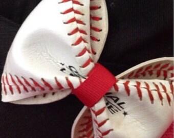 Real Baseball Pin