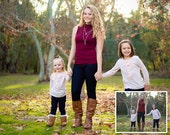 "50% off Lightroom Preset ""Fall Family"" by 