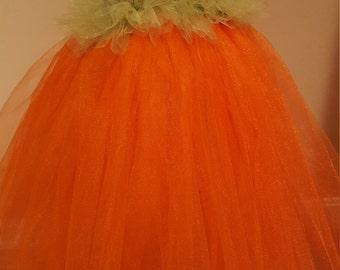 Little Pumpkin Tutu Dress