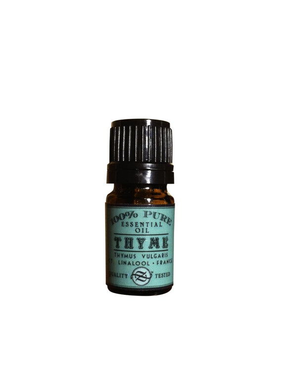 Thyme Essential Oil, ct. linalool, Thymus Vulgaris, France - 5 ml