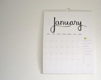 2016 To Do Calendar - Calendars - Calendar - 2016 Calendar