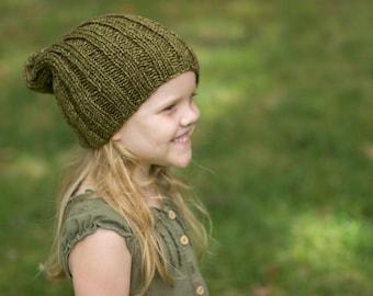 Classic Slouchy Beanie Hat