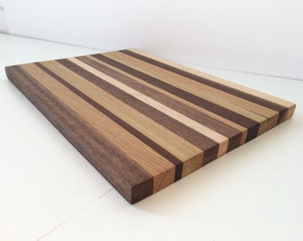 Cutting board made from Reclaimed wood