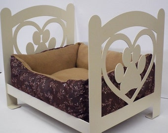 FREE SHIPPING - Comfy Pet Bed - Dog Bed - Cat Bed - Metal Furniture -