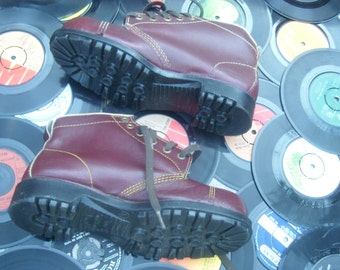 old school Stompers boots