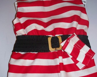 LITTLE MISS MUSCLE Costume - size 3T